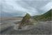 Die Arbeit des Windes an Jütlands Küste